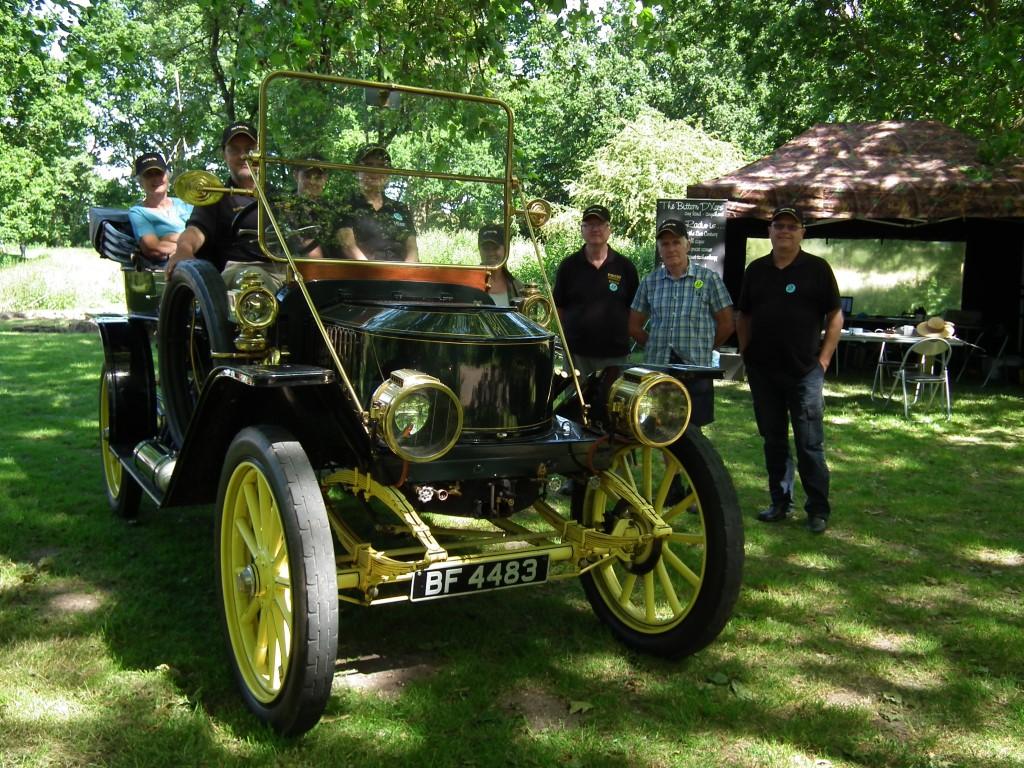 1909 Stanley Steam Car